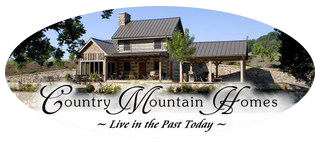 Country Mountain Homes Logo